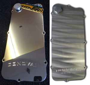 Billet 392 hemi valley cover