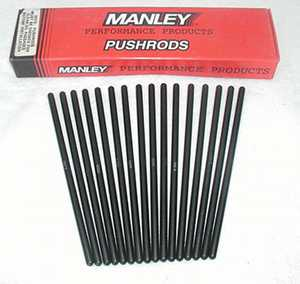 Manley or Manton pushrods