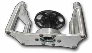 BB Chevrolet Crank Support