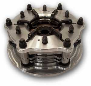 All TITANIUM Top alcohol type pedal clutch