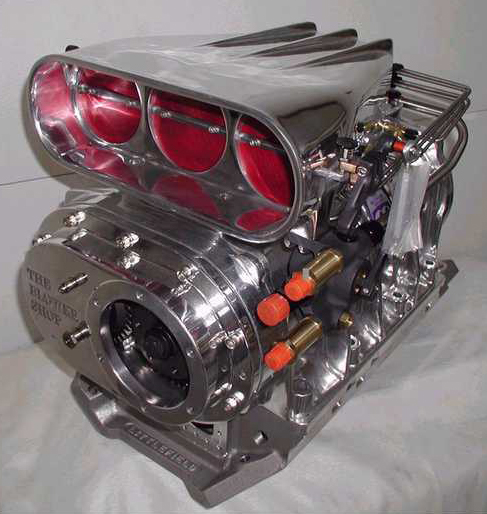 Fuel Systems For Blowers : Performance motorsports nostalgic racing