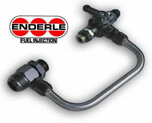 Enderle Fuel shutoff and loop line