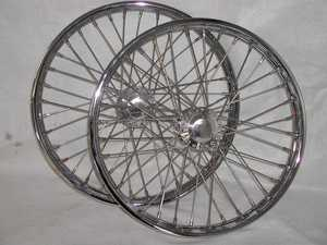 Front Spoke Dragster Wheel