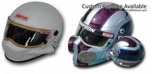 Simpson full face helmet