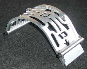 Billet Aluminum  Blower Belt Guards