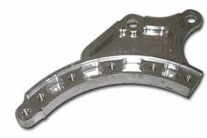 RCD crank trigger bracket for BB Chevy