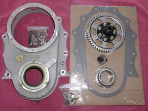 Donovan 392/417 Donovan gear drive assembly