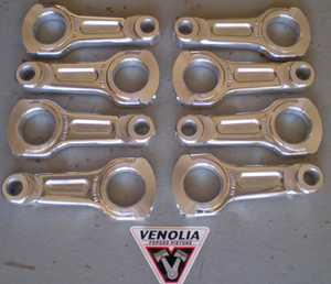 Venolia forged connecting rods