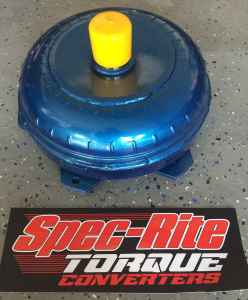 10in supercharged torque converter
