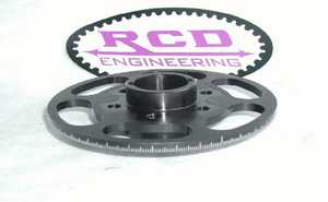 RCD 427 style Internally Balanced Crank Hub