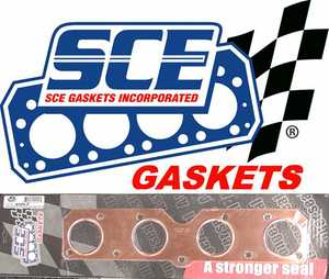 BB Chevy Copper exhaust gaskets