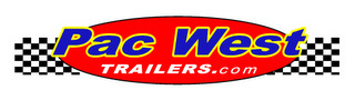 Pac West Trailers